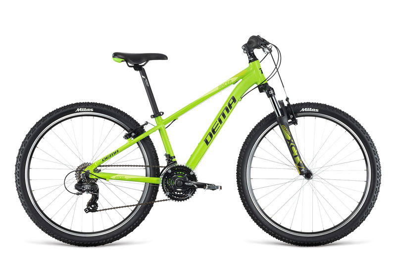 Dema RACER 26 green-black