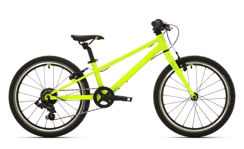 Superior F.L.Y. 20 Matte Lime Green/Neon Yellow mod.020