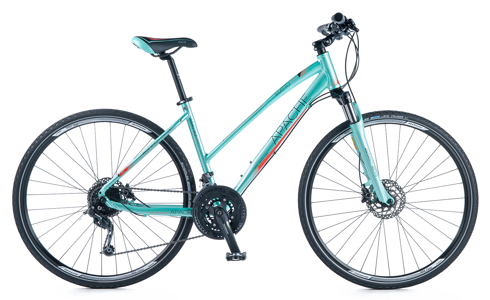 "Apache Matto Disc 28"" Lady 2016"