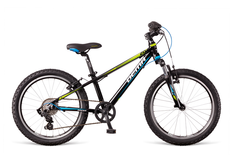 Dema RACER 20 SF black-blue-green