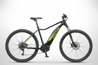 "Elektrokolo MTB 29"" Apache Hawk Bosch Active plus 500 dark green"