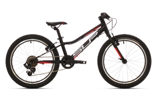 Superior Racer XC 20 Matte Black/White/Team Red mod.020