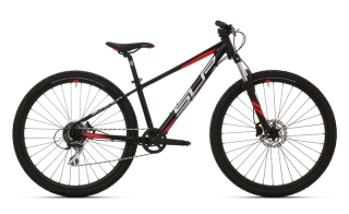 Superior Racer XC 27 DB Matte Black/White/Team Red mod.020