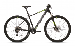 Superior XC 889 Matte Black/Dark Silver/Neon Yellow mod.020