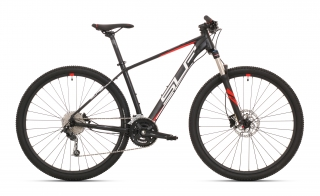 Superior XC 879 Matte Black/White/Team Red mod.020
