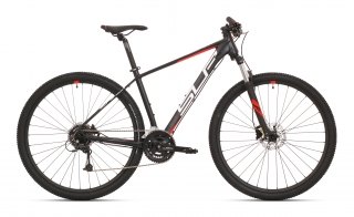 Superior XC 859 Matte Black/White/Team Red mod.020