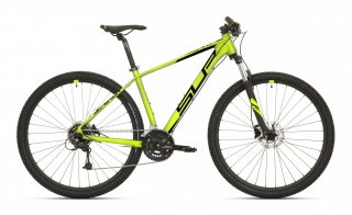 Superior XC 859 Matte Radioactive Yellow/Black mod.020