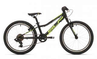 Superior Racer XC 20 Gloss Black/Neon Yellow/Dark Grey mod.019